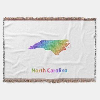 Couverture La Caroline du Nord