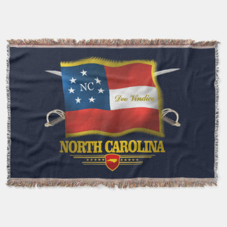 Couverture La Caroline du Nord - Deo Vindice