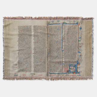 Couverture Manuscrit lumineux