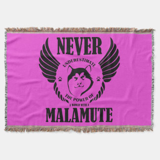Couverture Ne sous-estimez jamais le Malamute