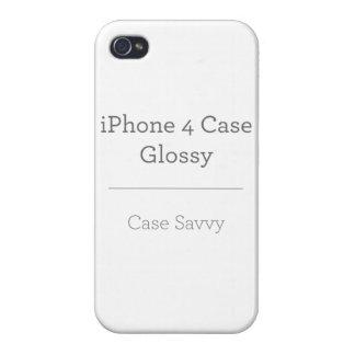 Couverture personnalisée Coque-Intuitive de l'iPho iPhone 4 Case