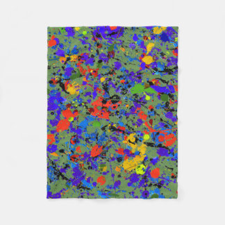 Couverture Polaire #912 abstrait