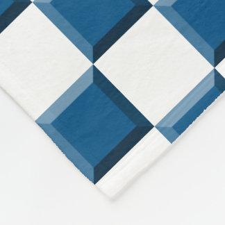 Couverture Polaire Biseau bleu de prise d'air vérifié
