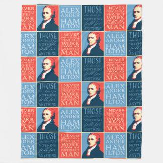 Couverture Polaire Citations d'Alexander Hamilton