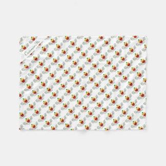 Couverture Polaire Le Claddagh (polychrome)