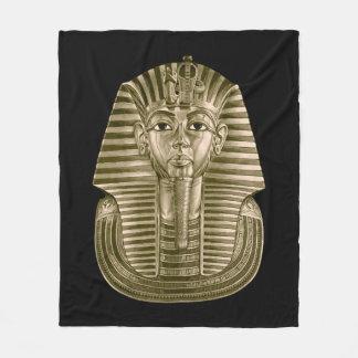 Couverture Polaire Le Roi d'or Tut Fleece Blanket