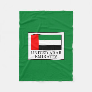 Couverture Polaire Les Emirats Arabes Unis