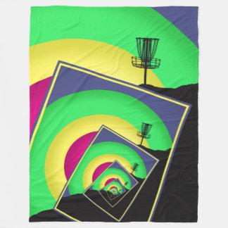 Couverture Polaire Paniers de rotation 5 de golf de disque