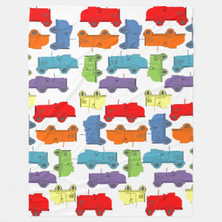 Couverture Polaire Roadsters