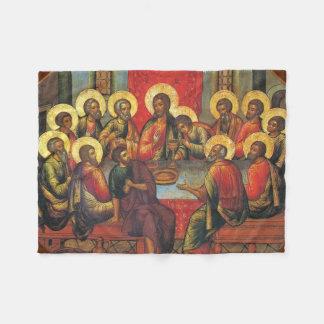 Couverture Polaire Supper du seigneur