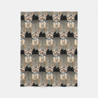 Couverture Polaire TERRIER fleese