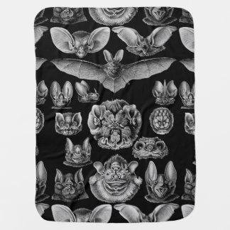 Couverture Pour Bébé Chiroptera 1904 de Haeckel