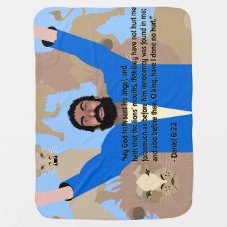 Couverture Pour Bébé Daniel dans la couverture du repaire des lions
