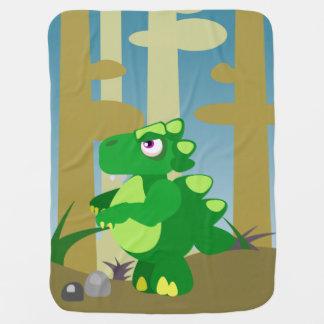 Couverture Pour Bébé Dinosaure