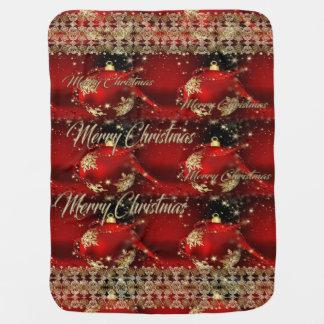 Couverture Pour Bébé Joyeux Noël et une bonne année