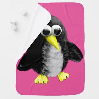 Couverture Pour Bébé Mon ami le pingouin