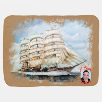 Couverture Pour Bébé Régate Cutty Sark/Cutty Sark Tall Ships'RACE