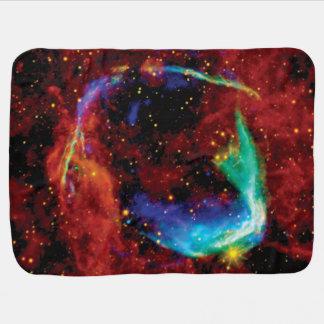 Couverture Pour Bébé Reste de supernova de RCW 86 - photo de l'espace