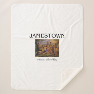 Couverture Sherpa ABH Jamestown