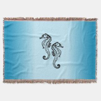 Couvertures Bleu d'hippocampe