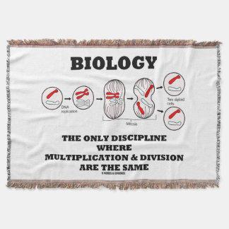 Couvertures Division de multiplication de discipline de