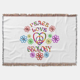 Couvertures Géologie d'amour de paix