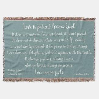 Couvertures Les Corinthiens, amour est patient (ajoutez les