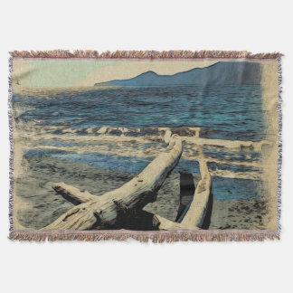 Couvertures Plage Pacifique
