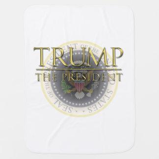 Couvertures Pour Bébé Atout - le Président Baby Blanket
