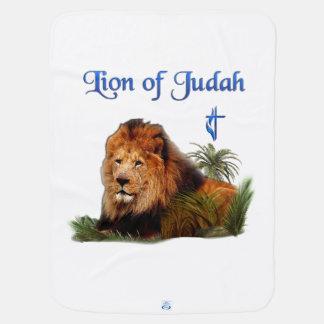 Couvertures Pour Bébé Lion des produits de chrétien de Judah