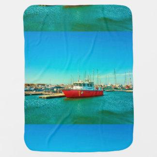 Couvertures Pour Bébé Port de Santa Marta