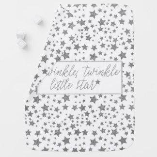 Couvertures Pour Bébé Twink, scintillement peu de baby shower d'étoile