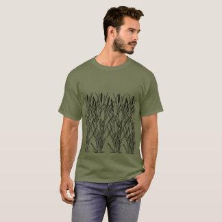 """""""Couvre de chaume"""" le T-shirt de pêche"""