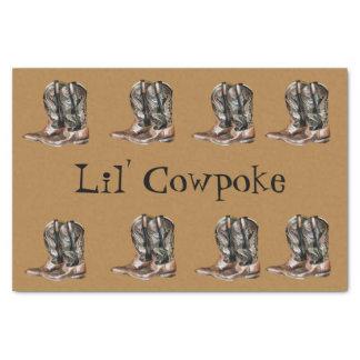 Cowpoke de Lil Papier Mousseline