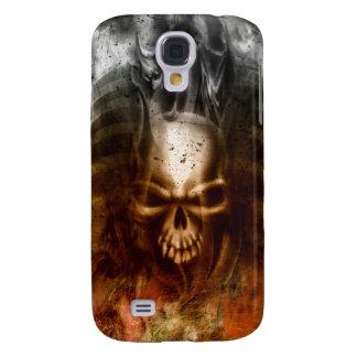 Crâne de combustion lente i de KRW Coque Galaxy S4
