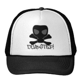Crâne de masque de gaz de Dubstep Casquettes