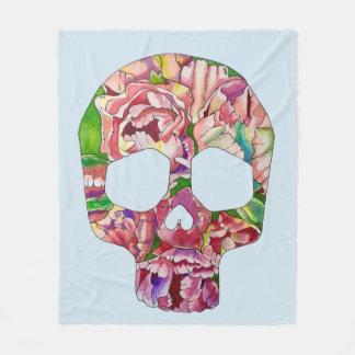 Crâne de ressort couverture polaire