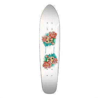 crâne de ressort skateboard old school  21,6 cm
