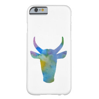 Crâne de vache coque barely there iPhone 6
