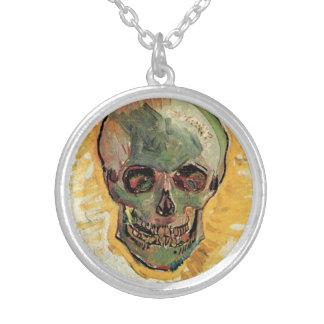 Crâne de Van Gogh, de cru toujours impressionisme Collier