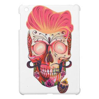 crâne rose coque pour iPad mini