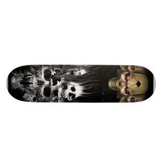 Crânes et plus de panneau de crânes : D Plateaux De Skateboards Customisés