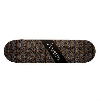 Crânes Skateboard 19,7 Cm