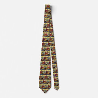 Cravate Affaires vintages, architectes travaillant dans un