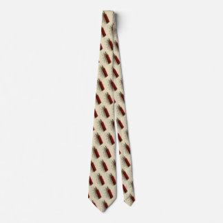 Cravate Affaires vintages, équation de maths avec le