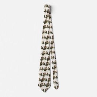 Cravate Affaires vintages, rencontrant des cadres de ligne