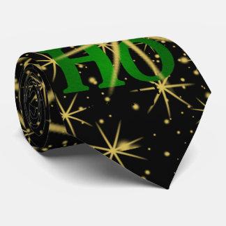 "Cravate Amusement d'attitude de Noël - ""HO HO HO déjà !"""