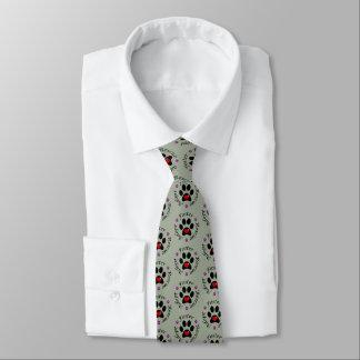 Cravate animale de délivrance