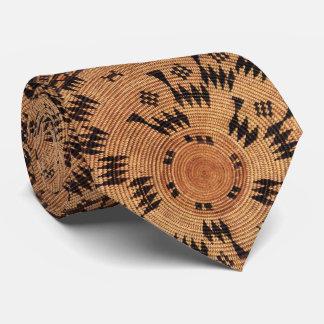 Cravate Art de Natif américain de Chumash