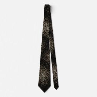 """Cravate Art fait sur commande """"symbolique"""" de fractale"""